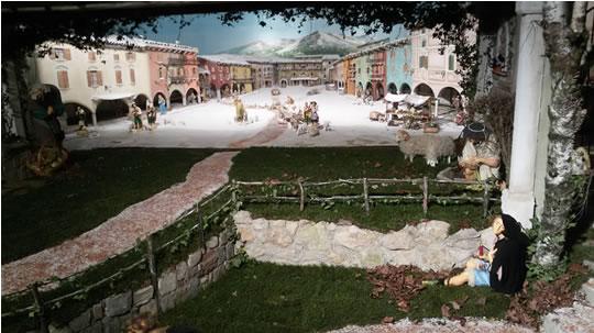 23° edizione del Presepe del Borgo del Quadre a Gavardo
