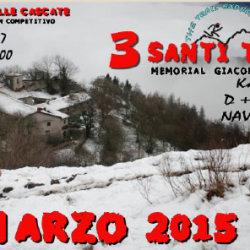 3 Santi Trail a Nave