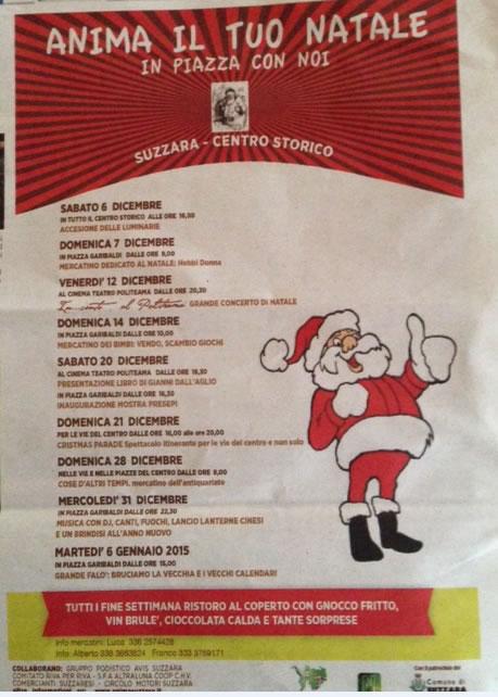 Anima il Tuo Natale a Suzzara (MN)