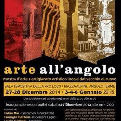 Arte all'Angolo ad Angolo Terme