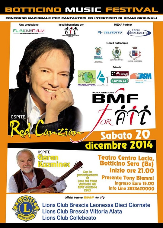 Botticino Music Festival 2014