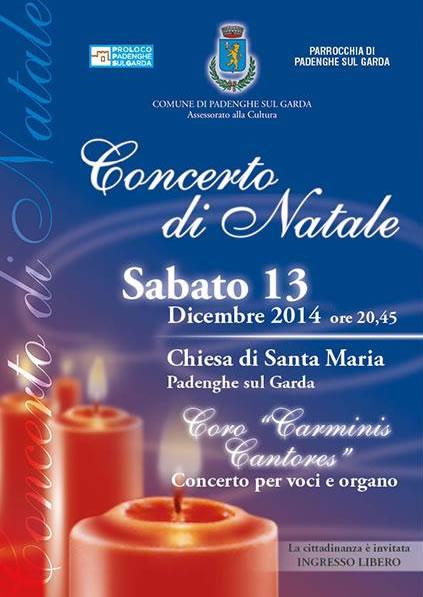 Concerto di Natale a Padenghe