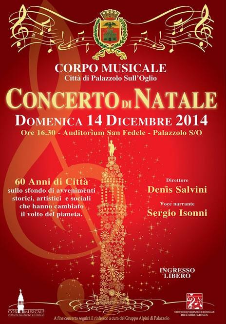 Concerto di Natale a Palazzolo