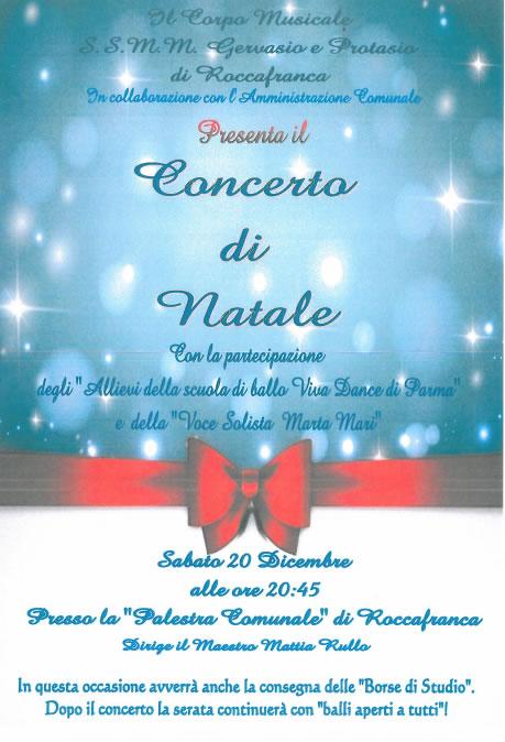 Concerto di Natale a Roccafranca