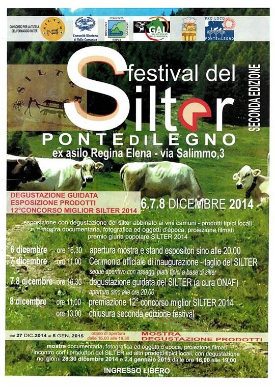 Festival del Silter 2014 Ponte di Legno