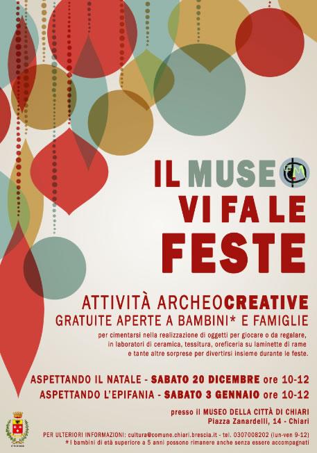 Il Museo vi fa le Feste a Chiari
