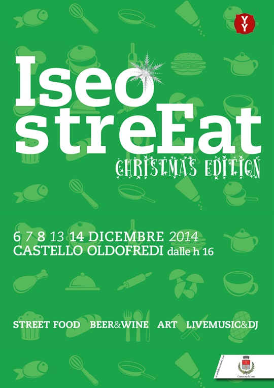 Iseo StreEat 2014 Christmas Edition
