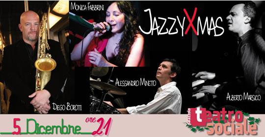 Jazzy Christmas a Palazzolo sull'Oglio