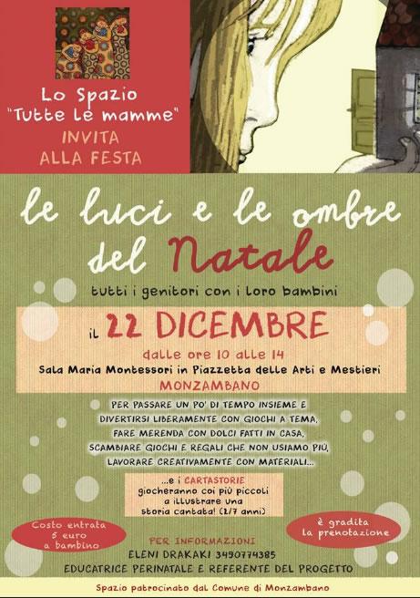 Le Luci e le Ombre del Natale a Monzambano (MN)