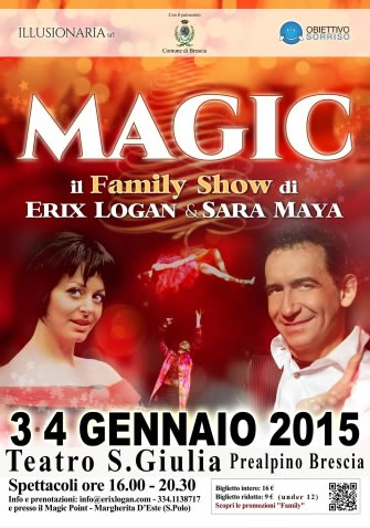 Magic al Villaggio Prealpino