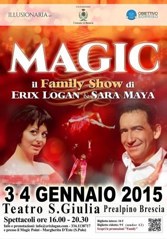 Magic al Villaggio Prealpino