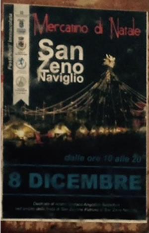 Mercatino di Natale a San Zeno