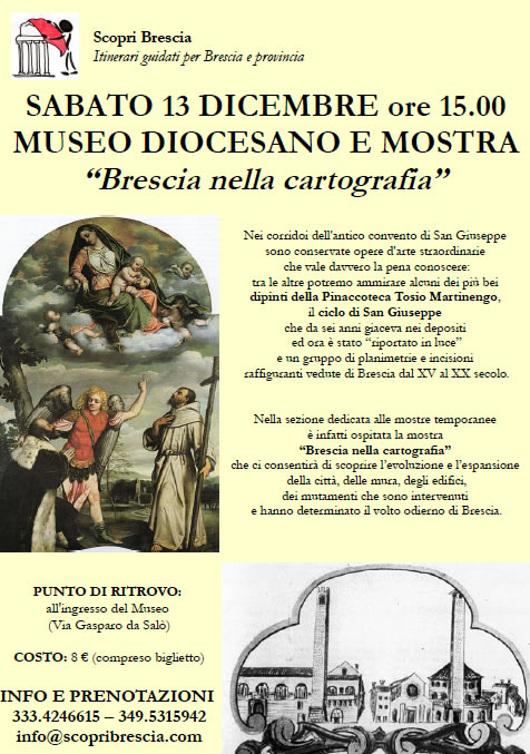 Museo Diocesano e Mostra con Scopri Brescia
