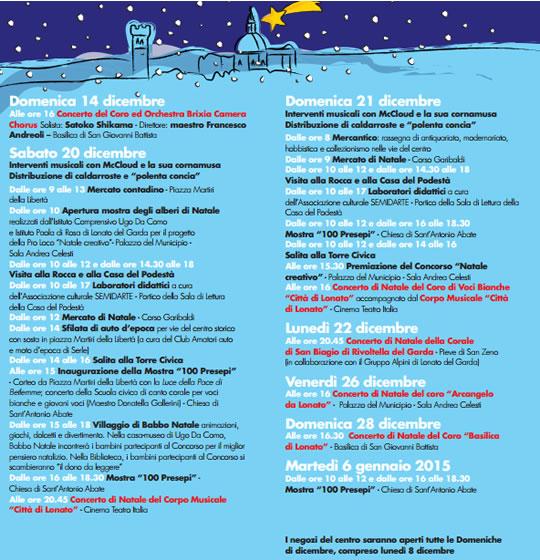 Natale Lonato del Garda
