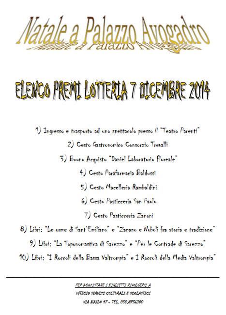 Natale  Palazzo Avogadro a Sarezzo