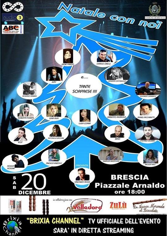 Natale con noi 2014 Brescia