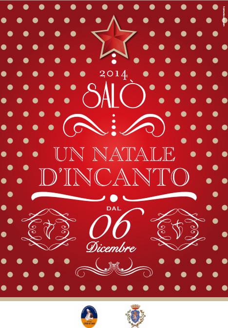 Natale d'Incanto 2014 a Salò
