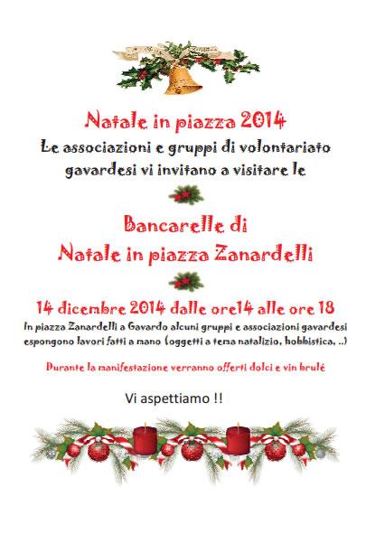 Natale in Piazza a Gavardo