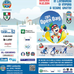 Open Day dello Sci 2014
