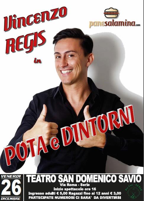 Vincenzo Regis a Serle