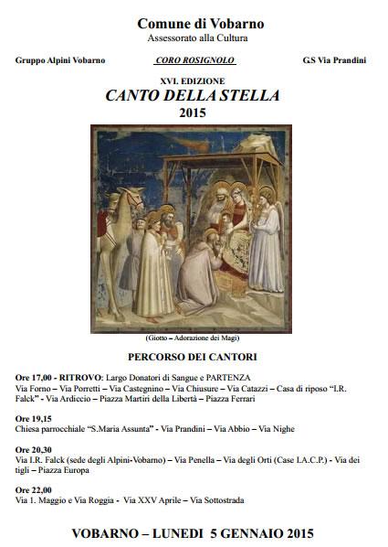 16° Canto della Stella a Vobarno