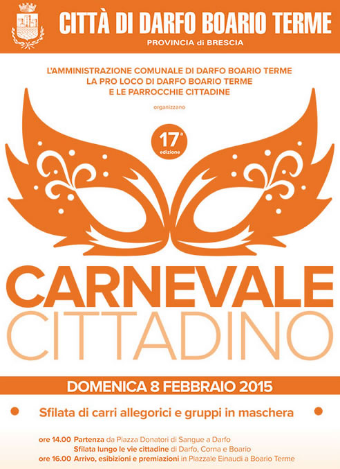 17 Carnevale Cittadino a Darfo Boario Terme