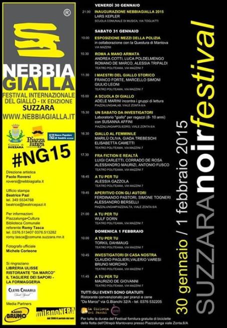9 Noir Festival di Suzzara (MN)