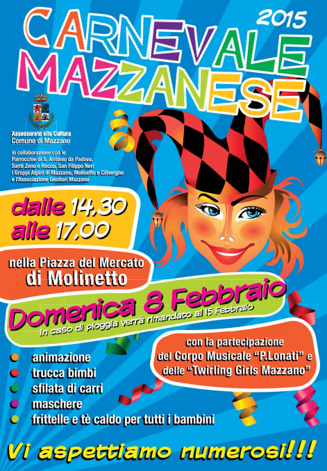 Carnevale Mazzanese 2015