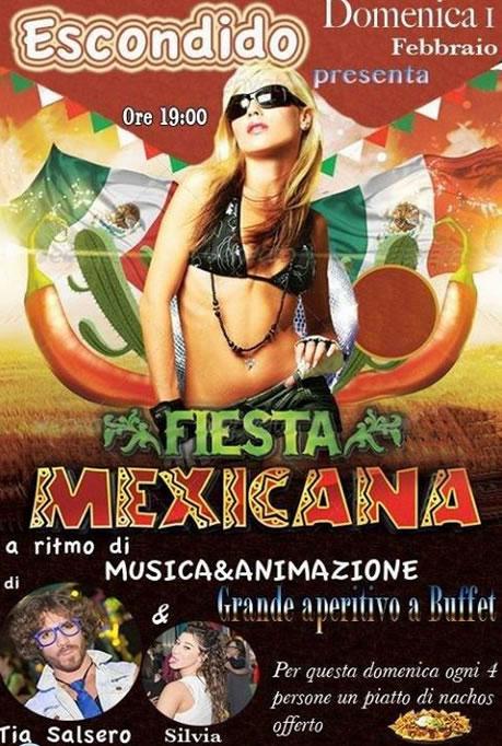 Fiesta Mexicana a Brescia