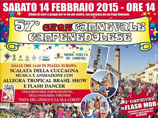 Grancarnevale Carpenedolese 2015