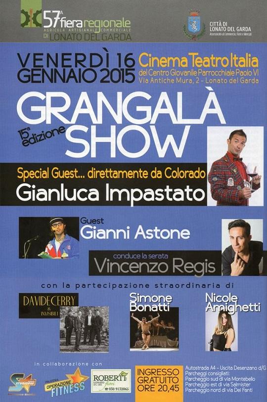 Grangala Show Lonato 2015