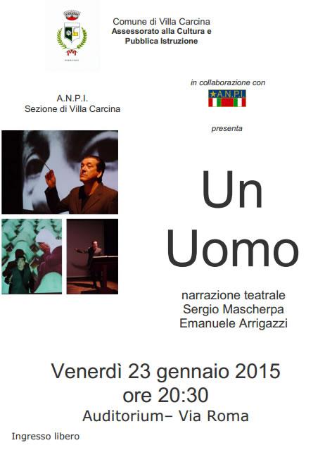 Narrazione Teatrale a Villa Carcina