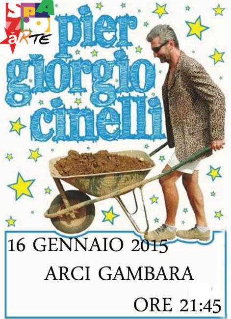 Pier Giorgio Cinelli a Gambara