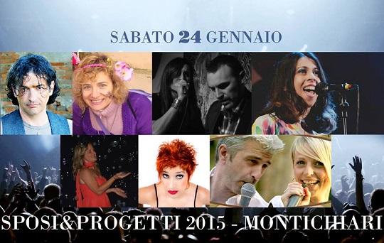 Sposi e Progetti Montichiari 2015 SABATO 24 GENNAIO