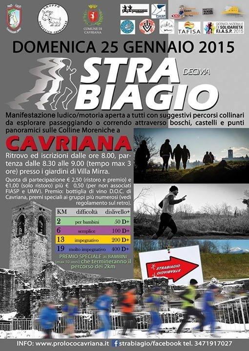 Strabiagio Cavriana MN 2015