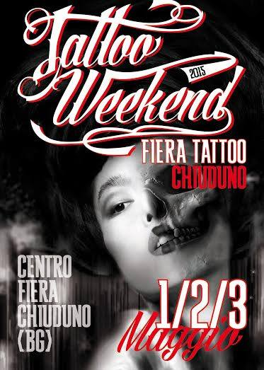 Tattoo Week end 2015