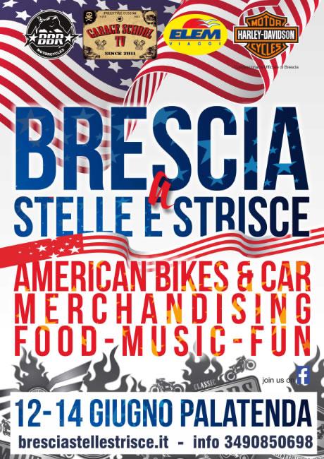 Brescia a Stelle e Strisce 2015