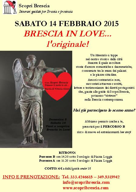 Brescia in Love con Scopri Brescia