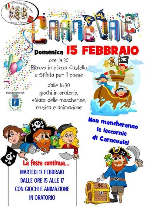 Carnevale 2015 a Borgosatollo