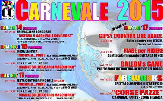 Carnevale Soncino 2015