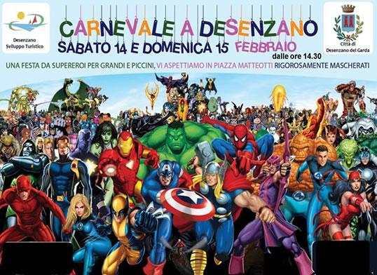 Carnevale a Desenzano