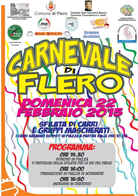 Carnevale di Flero 2015