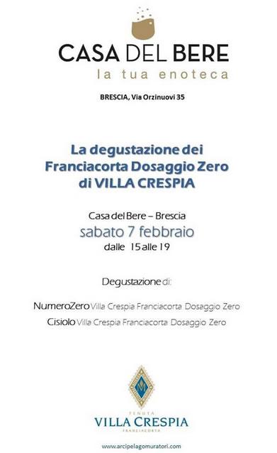 Degustazione in Enoteca a Brescia