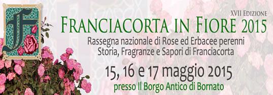 Franciacorta in Fiore 2015 a Bornato