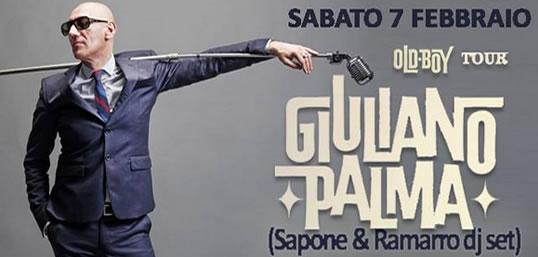 Giuliano Palma a Brescia
