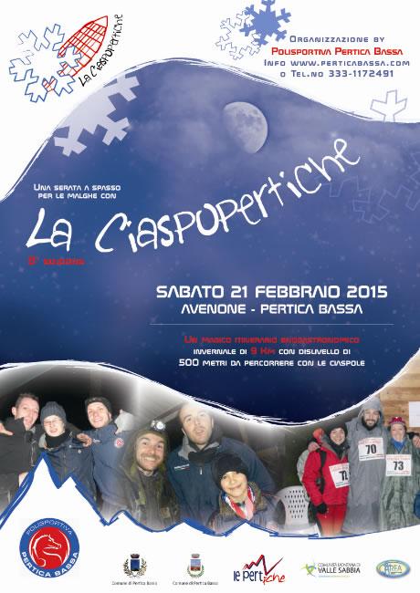 La Cispopertiche 2015 a Pertica Bassa