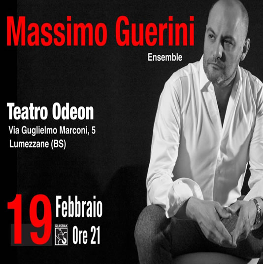 Massimo Guerini a Lumezzane
