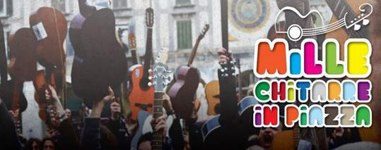 Mille Chitarre in Piazza 2015 a Brescia