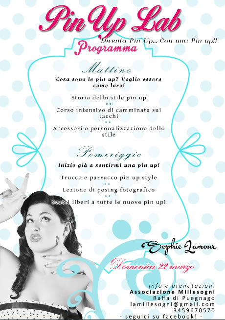 Pin Up Lab a Puegnago