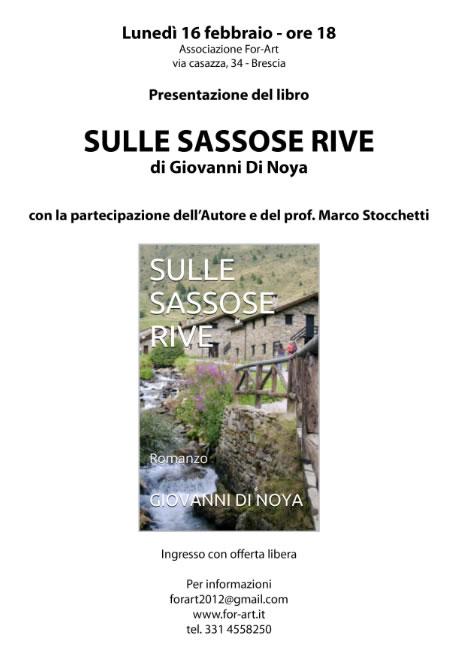 Presentazione Libro a Brescia